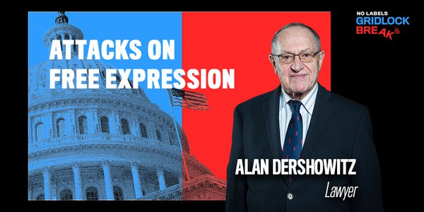 Alan Dershowitz is a lawyer and a scholar of constitutional and criminal law.
