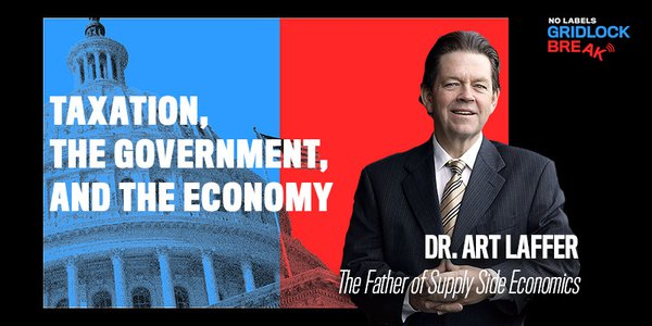 Dr. Art Laffer has been called the Father of Supply Side Economics. He was a member of President Reagan's Economic Policy Advisory Board, and is perhaps best known for developing the Laffer curve.