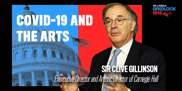 Sir Clive Gillinson is a British cellist and arts administrator.