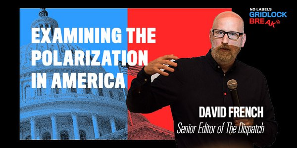 David French attorney, political commentator, and author. A fellow at the National Review Institute and a staff writer for National Review from 2015 to 2019, French currently serves as senior editor of The Dispatch.