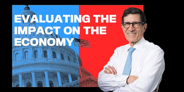 Richard Berner joins this episode of Gridlock Break to evaluate the impact on the economy.