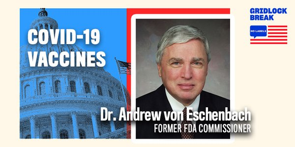 Dr. Andrew von Eschenbach is president of Samaritan Health Initiatives, Inc. and an adjunct professor at University of Texas MD Anderson Cancer Center.