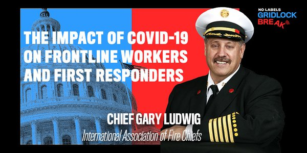 Chief Gary Ludwig Gary Ludwig is recognized as a respected national fire and EMS author. He is currently the President and Chairman of the Board of the International Association of Fire Chiefs.