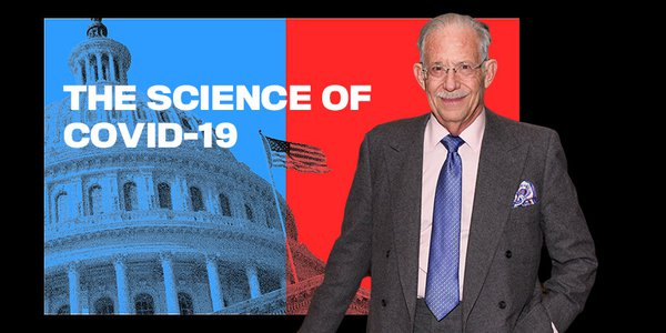 Dr. Willian Haseltine is a pioneer in biotechnology with his works on cancer, HIV/AIDS, and genomics.