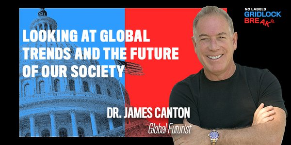 Dr. James Canton is a renowned global futurist, social scientist, author, and visionary business advisor.