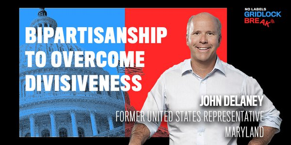 John Delaney represented Maryland in the US House of Representatives from 2013 to 2019.