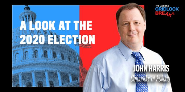 John Harris co-founded the news organization Politico in 2007 and served as its editor in chief until 2019.