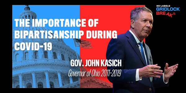John Kasich served as governor of Ohio from 2011 to 2019 after having served nine terms in the US House of Representatives.