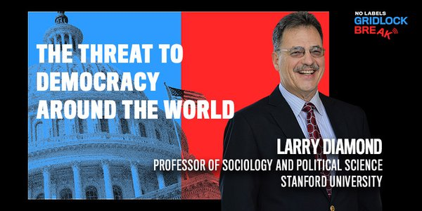 Larry Diamond is a professor of Sociology and Political Science at Stanford University and a senior fellow at the Hoover Institution.