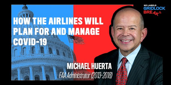 Michael Huerta was the administrator of the Federal Aviation Administration (FAA) from 2013-2018.