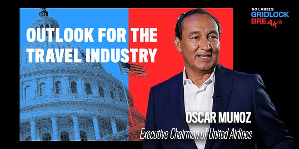 Oscar Munoz is the executive chairman of United Airlines, having previously served as CEO from 2015 to 2019.