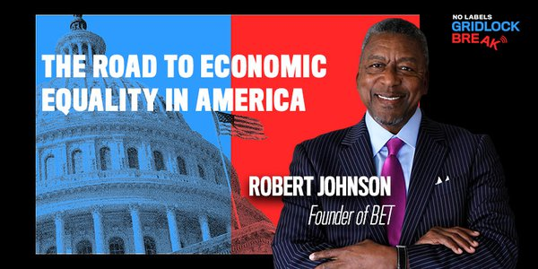 Robert Johnson is recognized as America's first black billionaire.