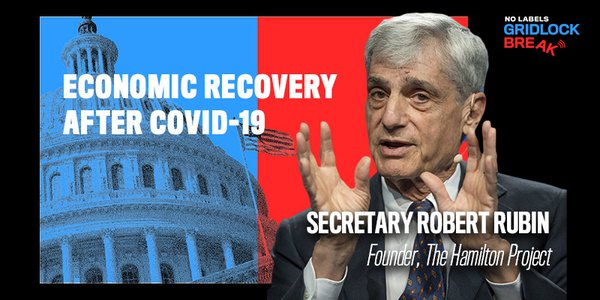 Robert Rubin was the Secretary of the Treasury and Director of the National Economic Council under President Bill Clinton.