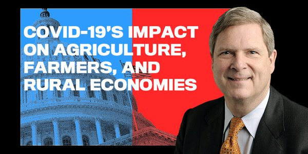 Secretary Tom Vilsack joins Gridlock Break to discuss the impact of the Coronavirus on the agriculture industry.