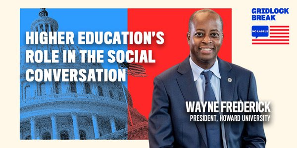 Dr. Wayne Frederick was appointed president of Howard University in 2014, before which he had served as Provost and Chief Academic Officer of the university.